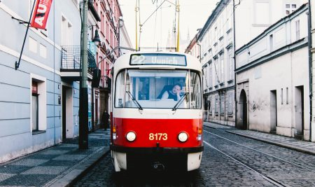 The Galileo satellite navigation system will help automate the operation of Prague trams