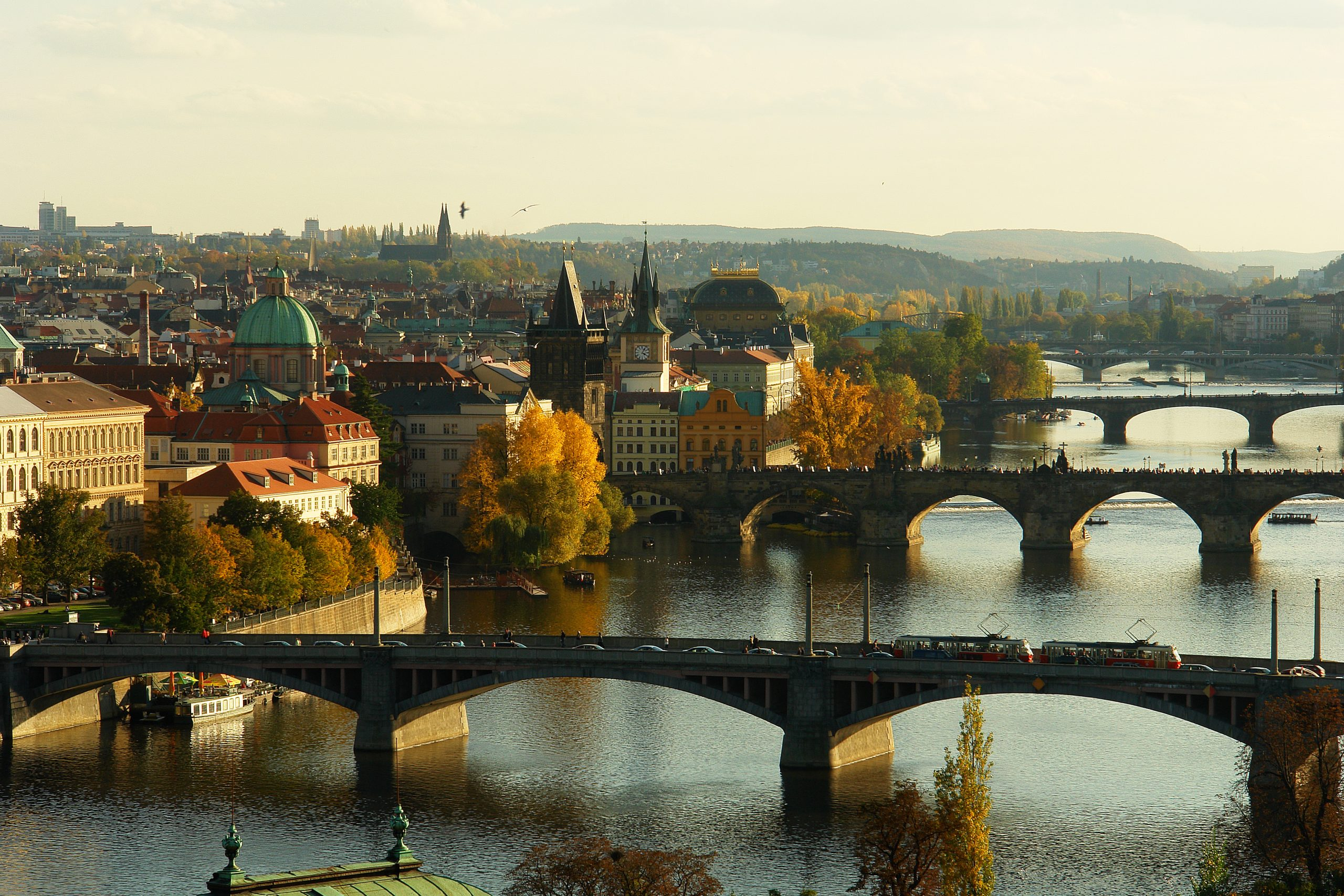 Prague ranked among TOP 20 world's best cities