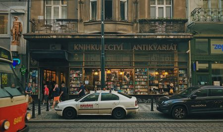 DRIVING IN PRAGUE: Everything you need to know