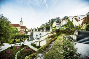 Prague is one of the greenest cities in the world